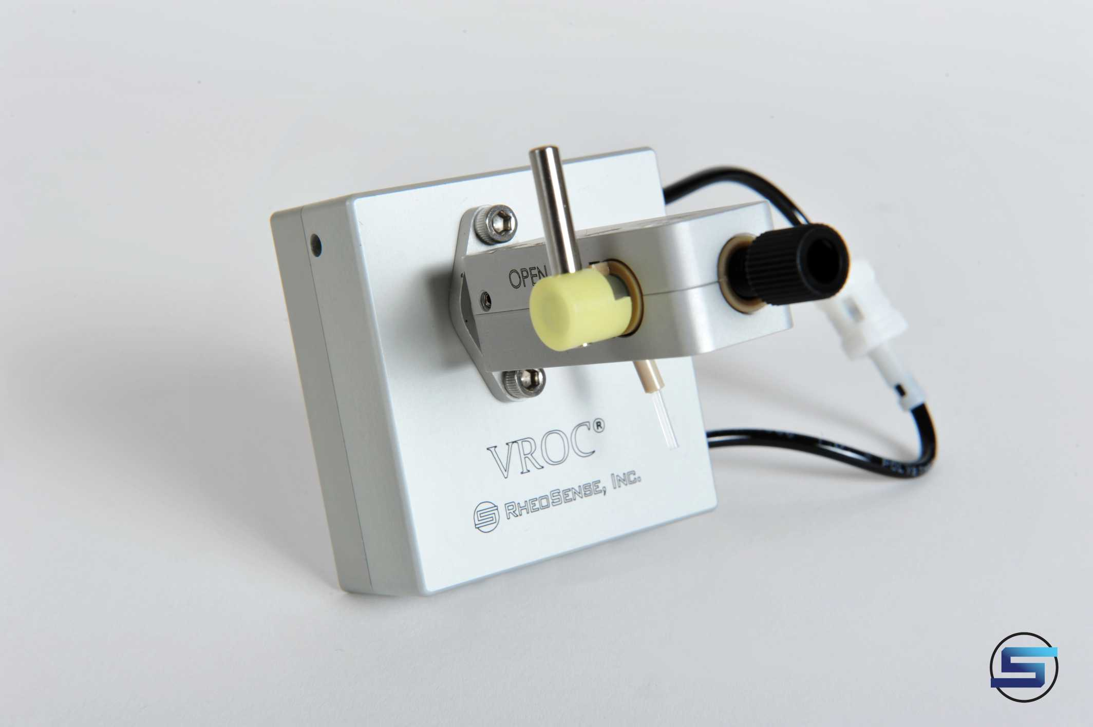 VROC Chip for small sample viscometers