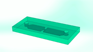 e-VROC Chip Cross Sectional