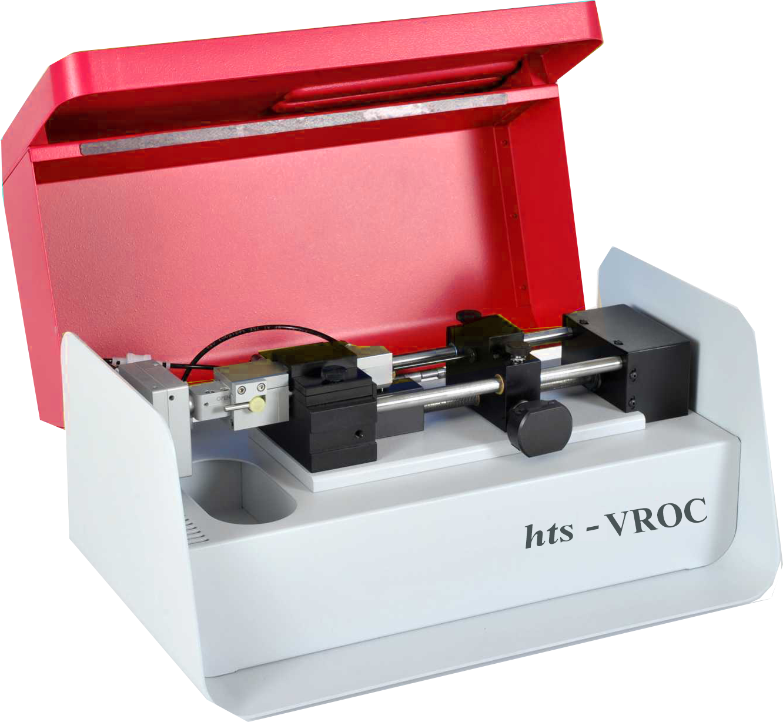 High Temperature Viscometer, hts-VROC
