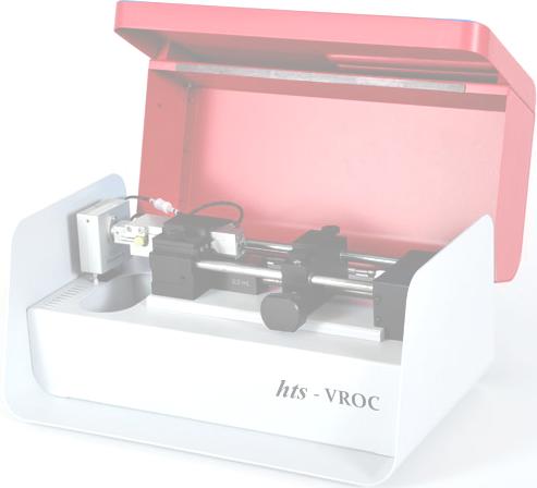 High-temperature Viscometer, hts-VROC
