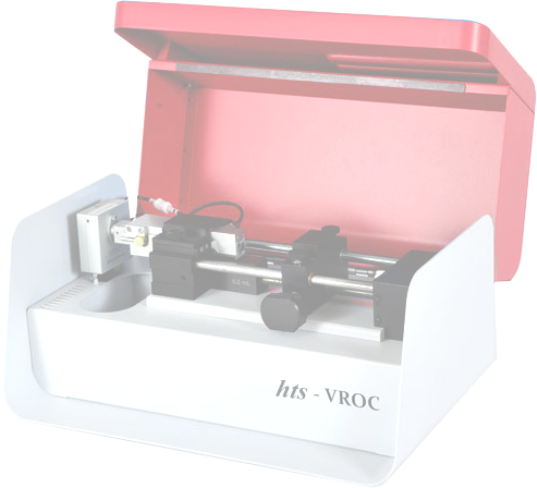 High-temperature Viscometer, hts-VROC