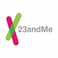 23 and me vector logo
