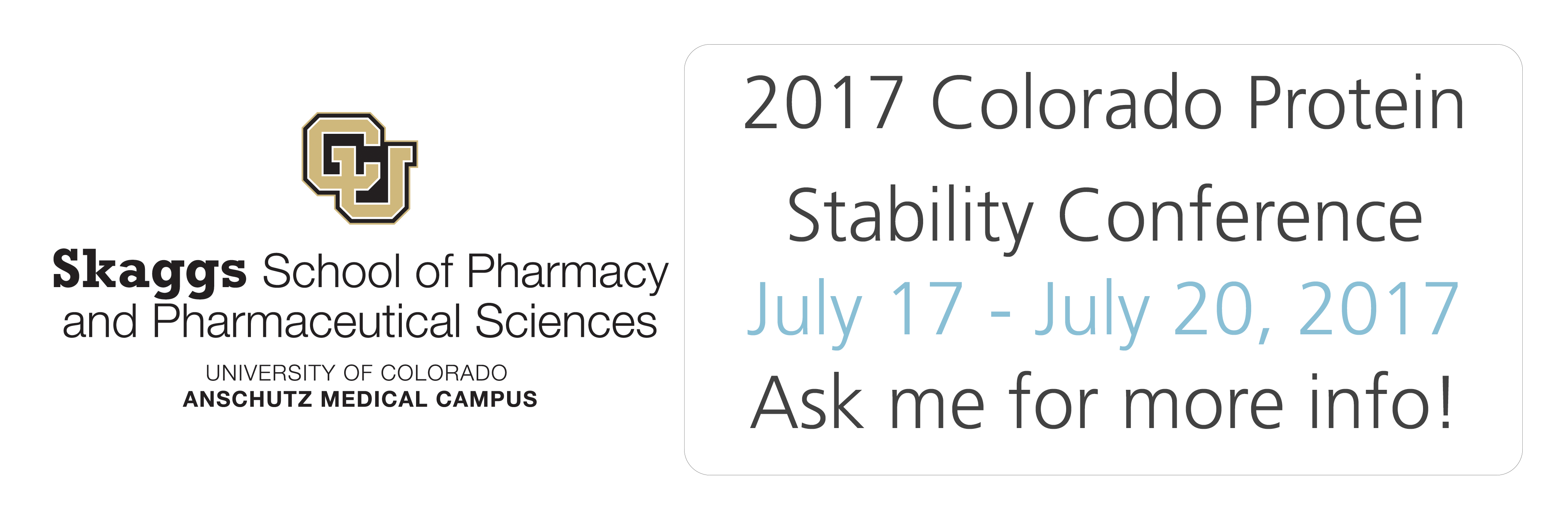 2017 Colorado Protein Stability Conference.png