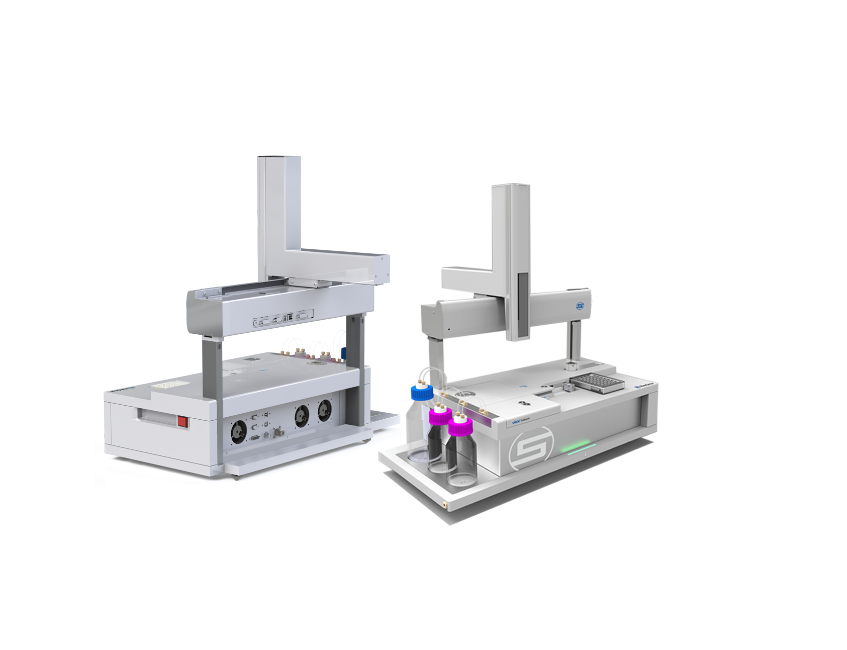 Automatic High Throughput Viscometer