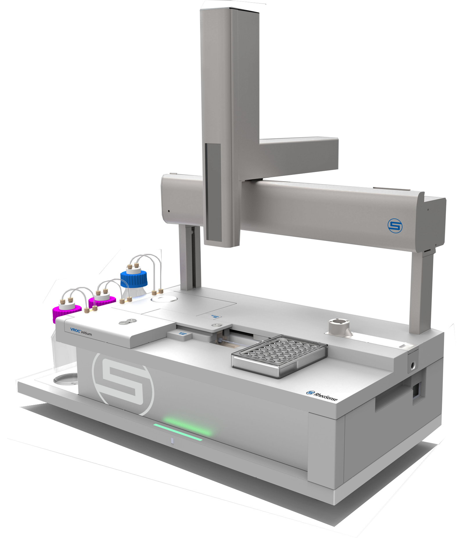 VROC initium, Automatic High Throughput Viscometer