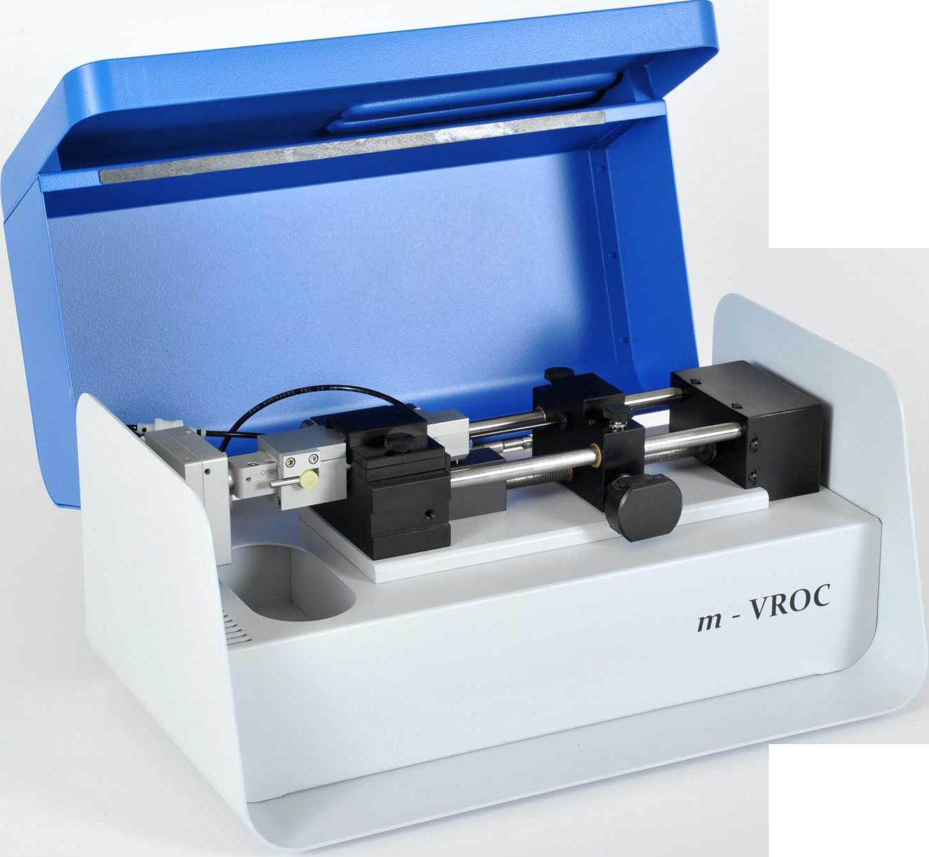 m-VROC, small sample viscometer