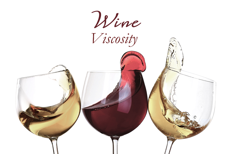 Wine Viscosity