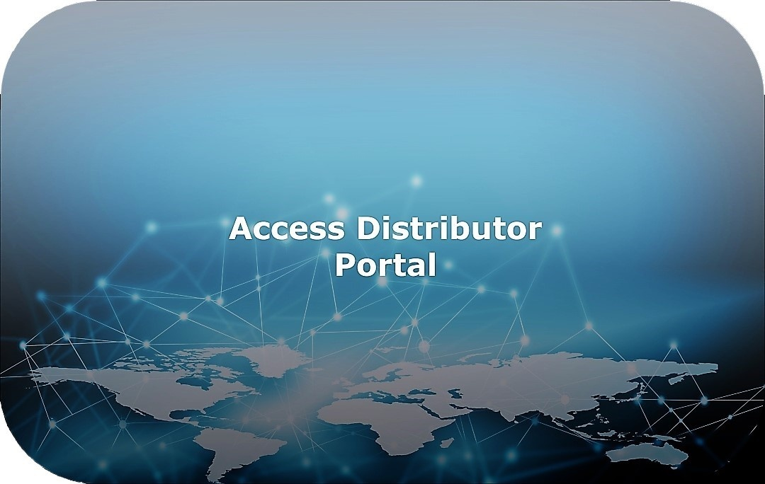 Global Distributor Portal