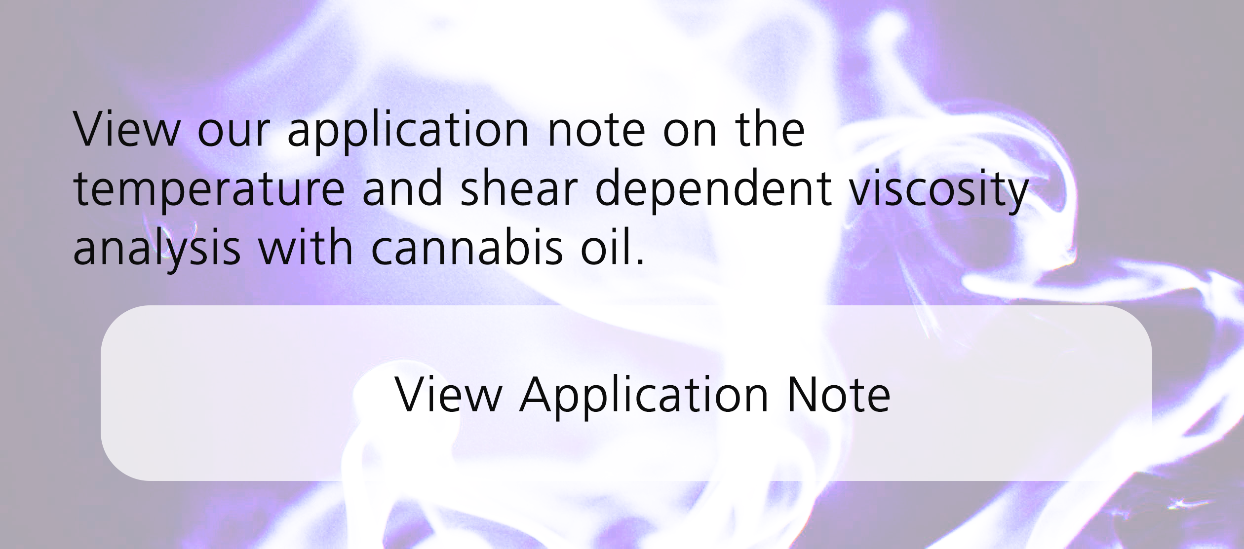 Download Cannabis Oil Application Note