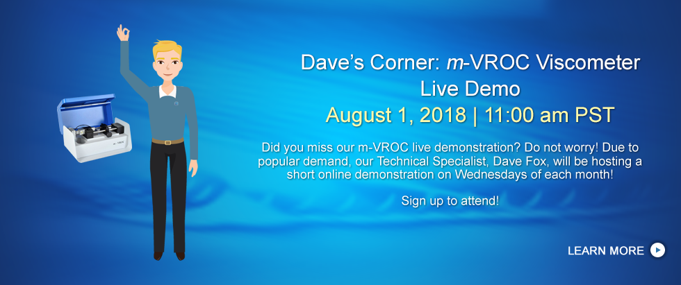 m-VROC Demo by Dave Fox